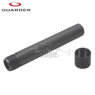 Steel Threaded Outer Barrel for MARUI P226 (14mm Positive) Guarder