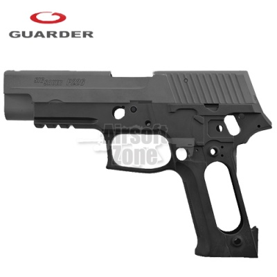 Metal Slide and Frame for MARUI P226 E2 (with marking) Guarder