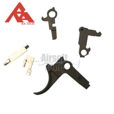 Steel CNC Trigger Assembly for WE SCAR Series RA TECH