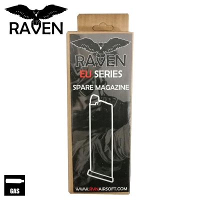 Gas Magazine for EU17 & EU18 Series Raven
