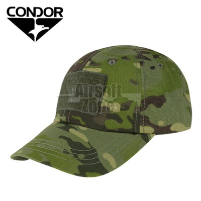 Tactical MULTICAM TROPIC Baseball Cap with Velcro CONDOR