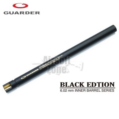 Black Edtion 6.02 Inner Barrel for TM Desert Eagle .50 (135.5mm) Guarder