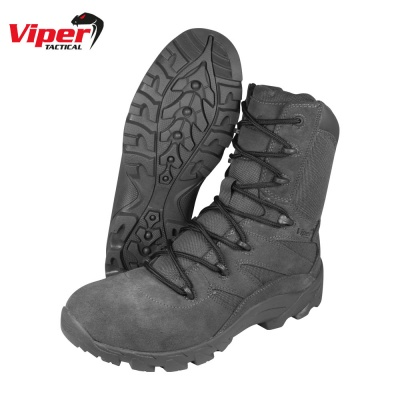 Covert Boots Titanium Grey Viper Tactical