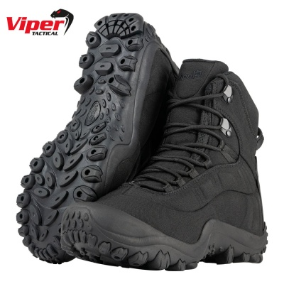 Venom Boots Black Viper Tactical