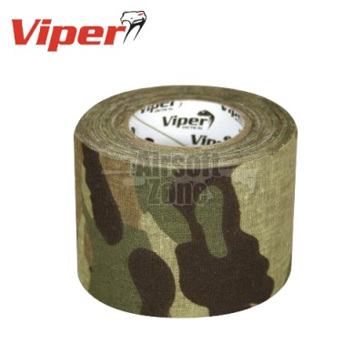 Camouflage VCAM Fabric Tape Viper Tactical