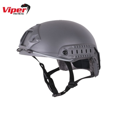 Fast Helmet Replica Titanium Grey Viper Tactical