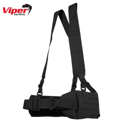 Technical Harness Belt Set MOLLE Black Viper Tactical