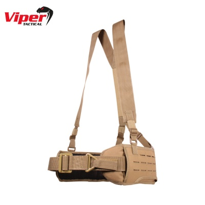 Technical Harness Belt Set MOLLE Coyote Viper Tactical