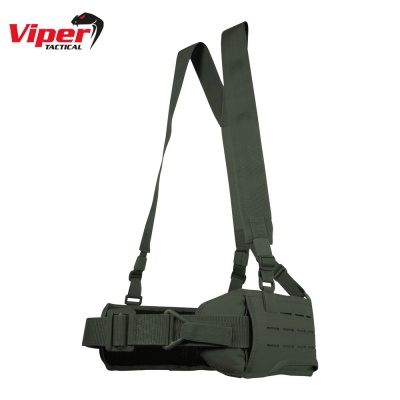 Technical Harness Belt Set MOLLE OD Green Viper Tactical