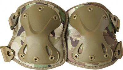 Hard Shell Knee Pads VCAM Viper Tactical