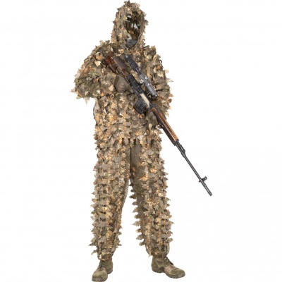 Tactical Ghillie ''Leshiy'' 5.45 Design