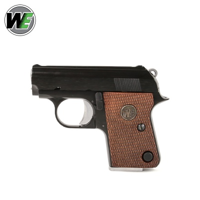 C25 Full Metal Pistol Black GBB WE