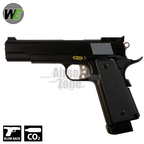 P14 CO2 Full Metal Pistol GBB WE