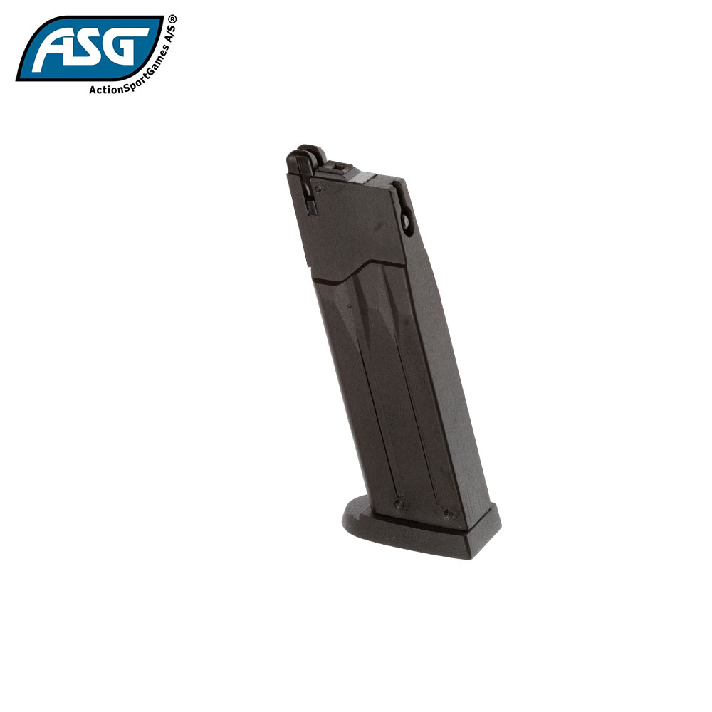 Gas Magazine for Mk23 SOCOM Pistol NBB ASG