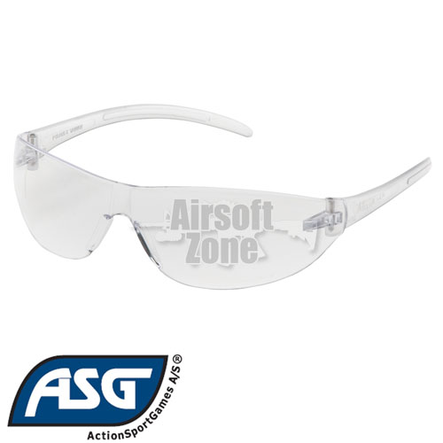 Clear Lens Protective Glasses ASG