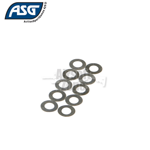 Shim Set (10x 0.10mm, 10x 0.20mm) ASG