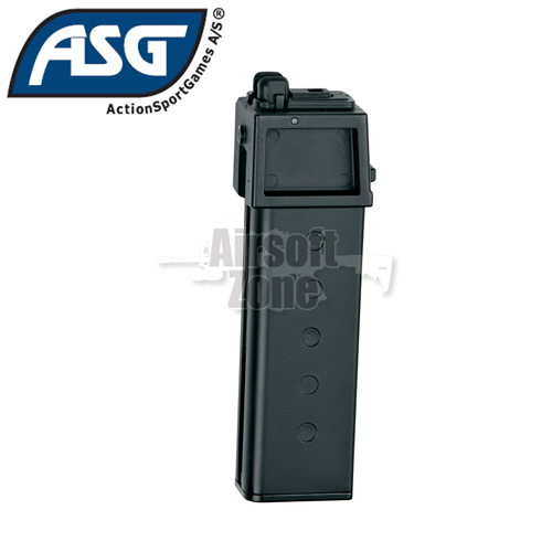 29rnd Gas Magazine for Special Teams Carbine 10/22 Gas Sniper Rifle ASG
