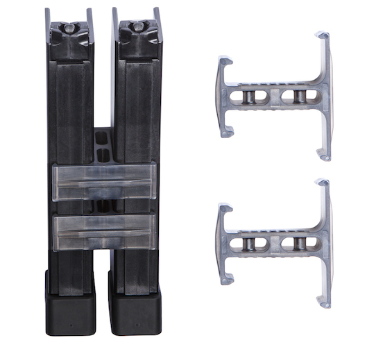 Magazine Coupler Set (holds 2 magazines) for Scorpion EVO 3-A1 ASG