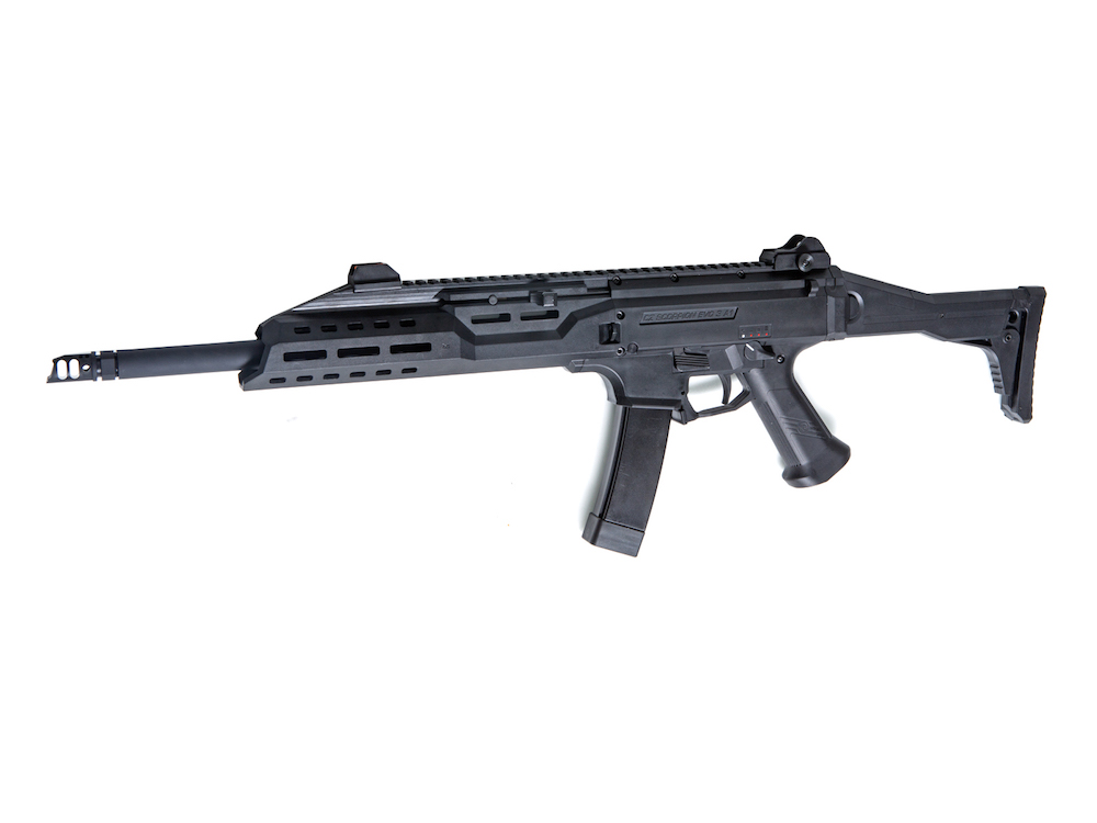 Scorpion EVO 3 A1 Carbine M95 2018 Revision Upgraded Version MOSFET AEG ASG