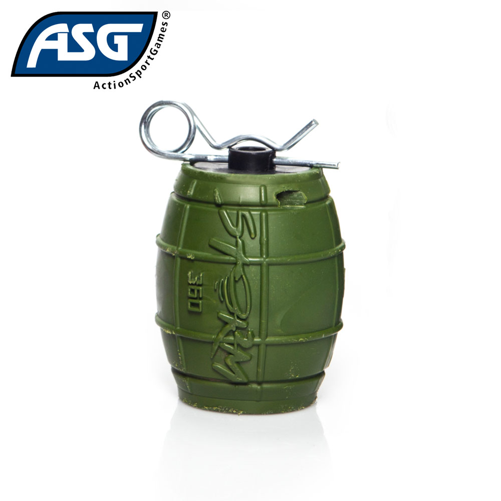 Hand Grenade Storm 360 OD Green ASG