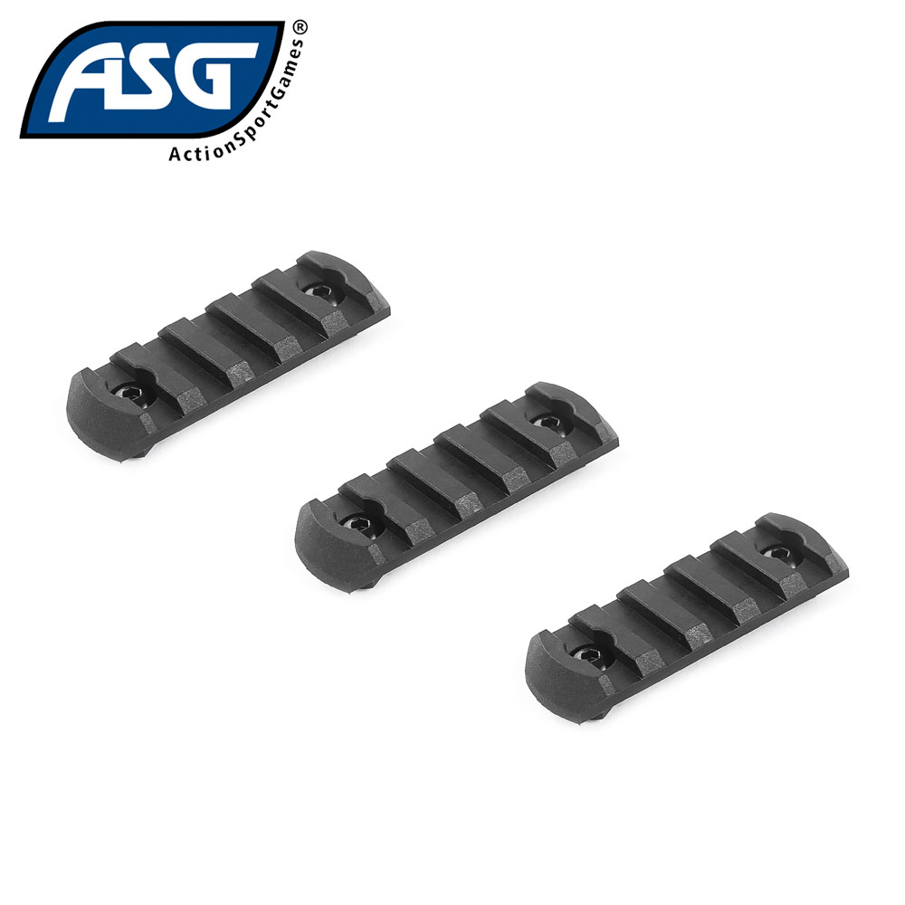 M-Lok Rail Short (3 pcs) ASG