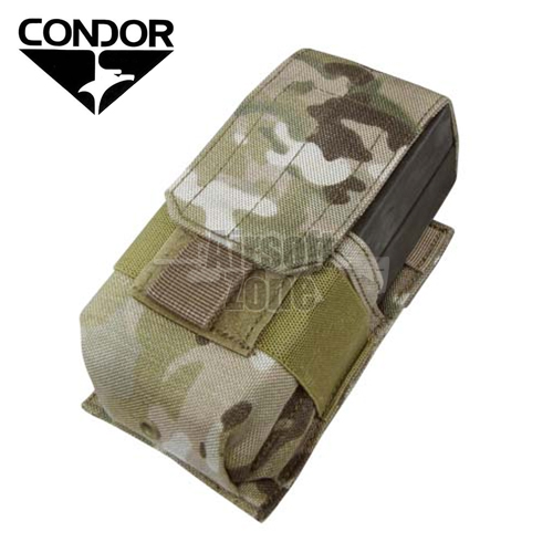 Single M14 Magazine Pouch (holds 2 mags) Multicam CONDOR