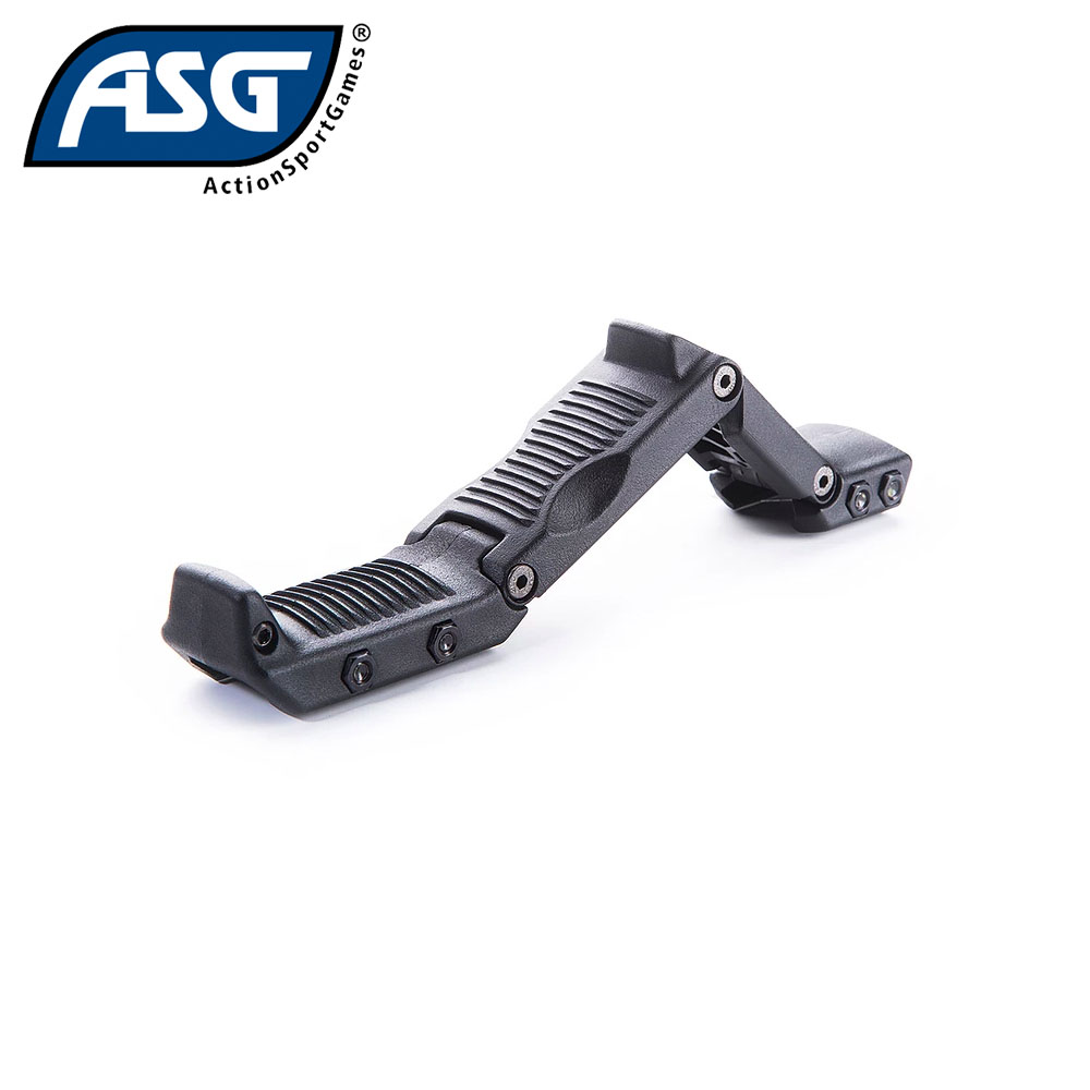 HFGA Hera Arms RIS Rail Front Angled Grip Black ASG