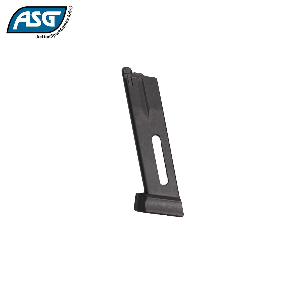 26rnd CO2 Magazine for CZ Shadow 2 Pistol ASG