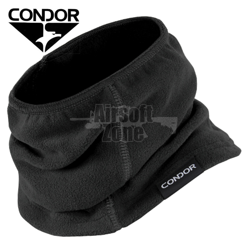 Thermo Neck Gaiter Black CONDOR