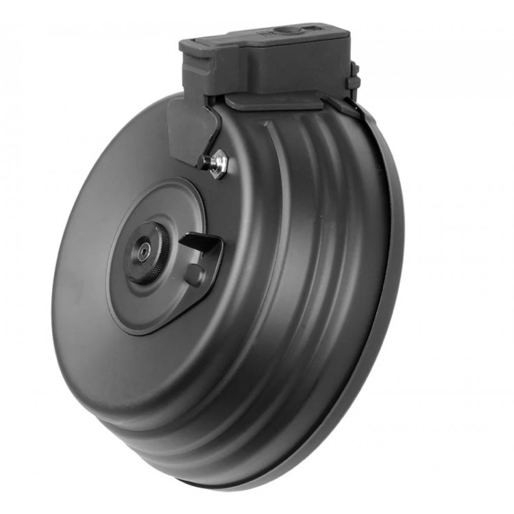 2500rnd Steel Drum Magazine for AK Series CYMA