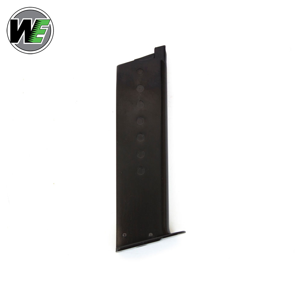 Gas Magazine for P38 Series Black WE