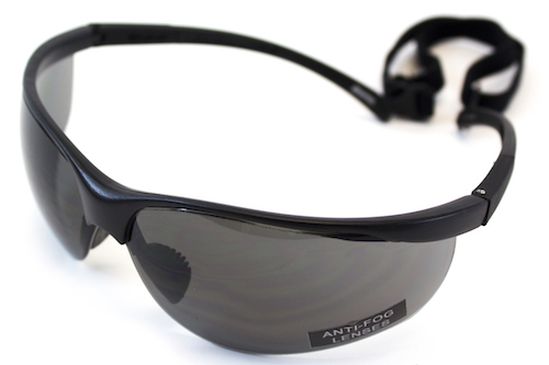 NP Specs Protective Glasses Smoked NUPROL