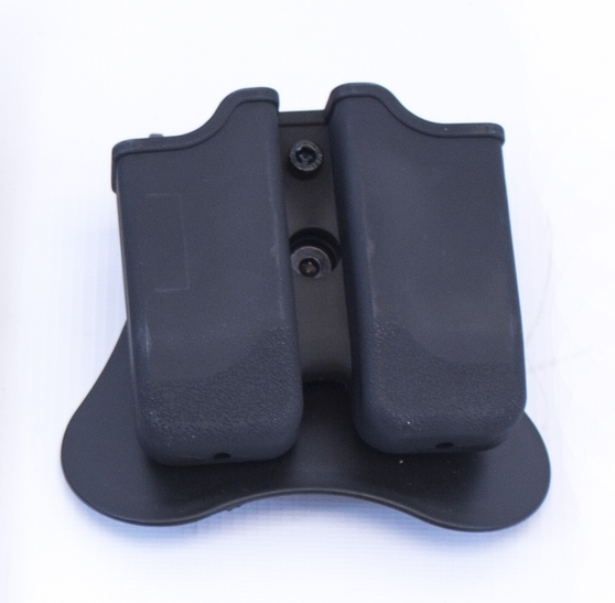 Double Magazine Pouch for SIG Series Mags on Rotating Paddle NUPROL