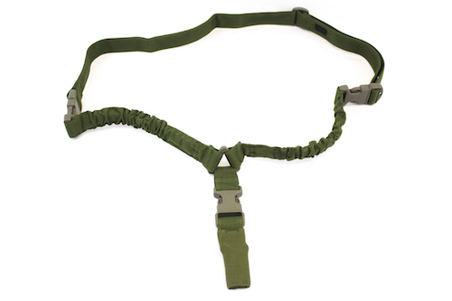 One Point Bungee Sling 1000D OD Green NUPROL