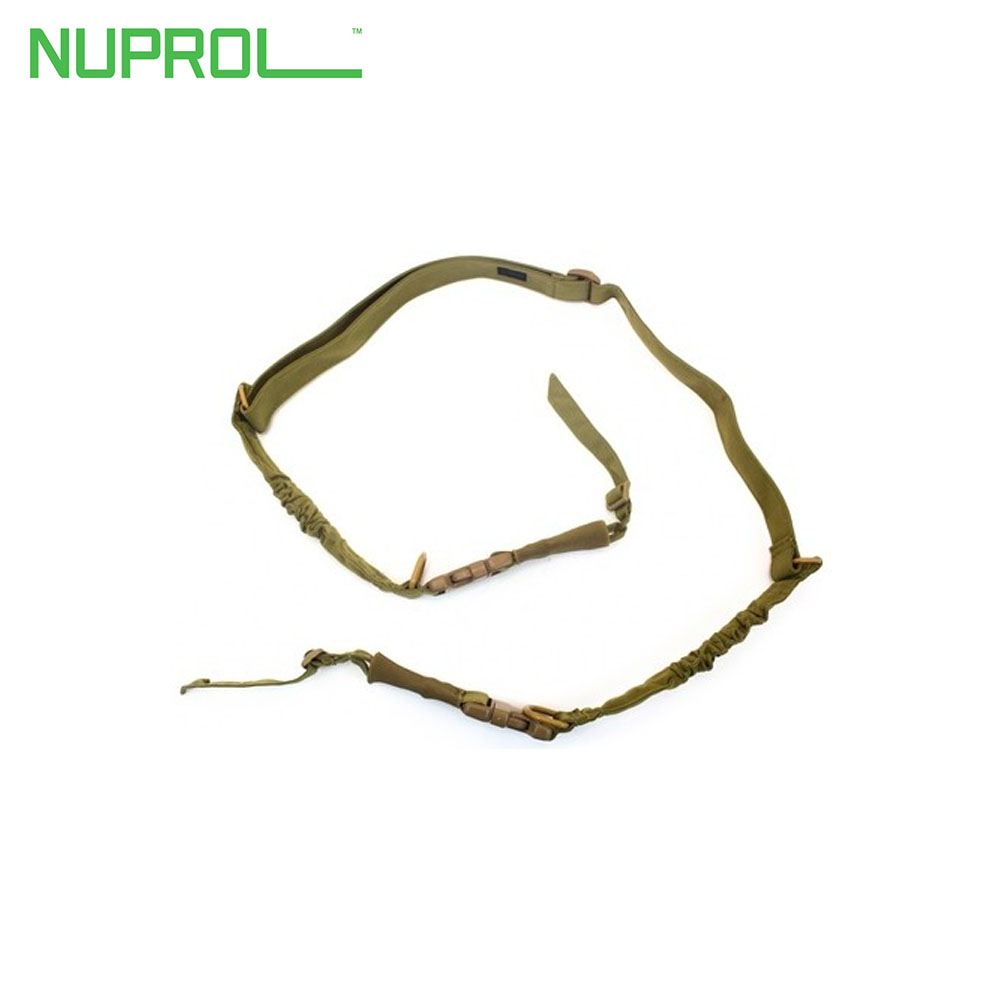 NP Two Point Bungee Sling 1000D Tan NUPROL