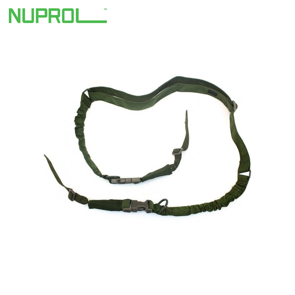 NP Two Point Bungee Sling 1000D OD Green NUPROL