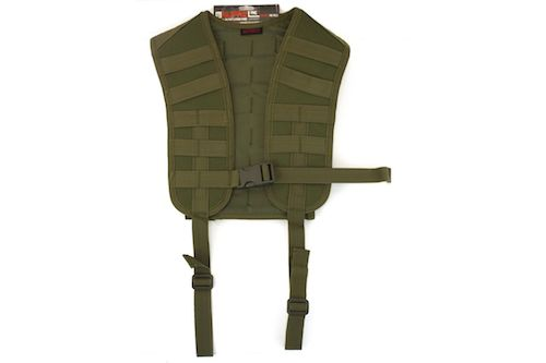 PMC MOLLE Harness OD Green NUPROL