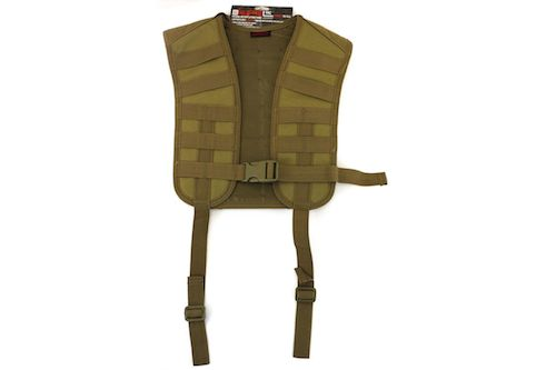 PMC MOLLE Harness Tan NUPROL