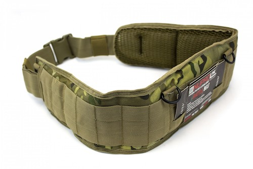 PMC Battle Belt Padded Nuprol Camo NUPROL