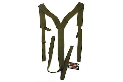 PMC Low Profile Harness OD Green NUPROL