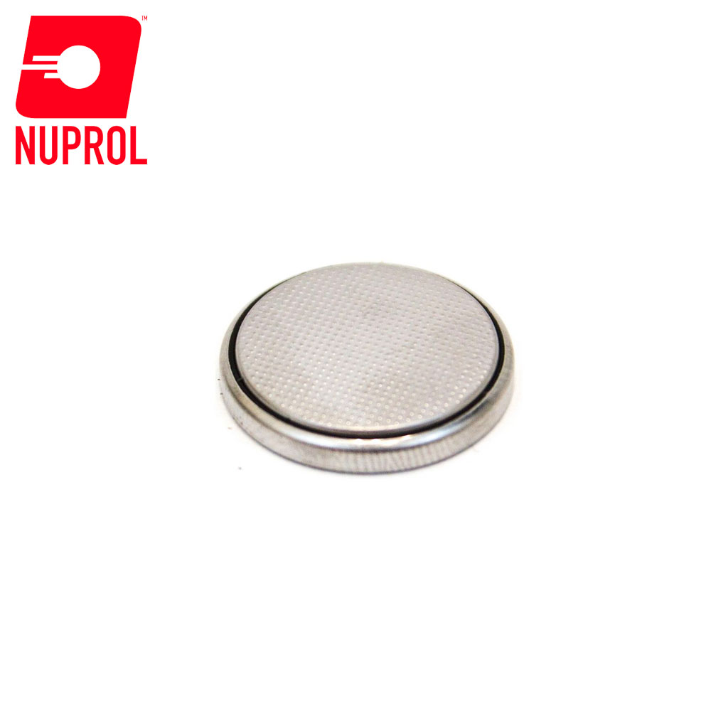 CR2032 Button Cell 3V Battery NUPROL