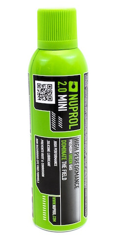 Nuprol 2.0 Mini Premium Green Gas (85g) NUPROL