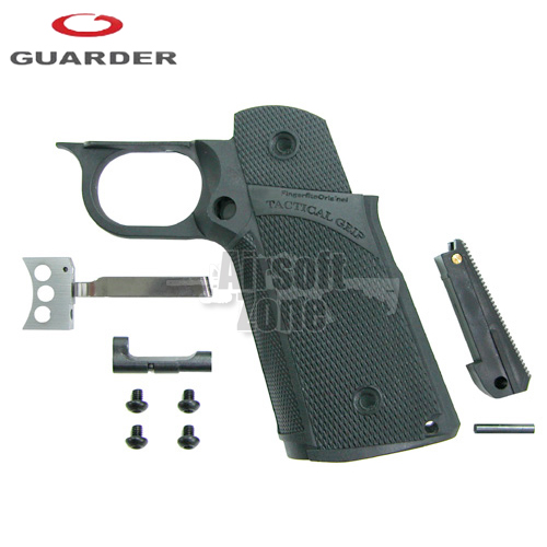 Tactical Grip Set for MARUI Hi-Capa Guarder