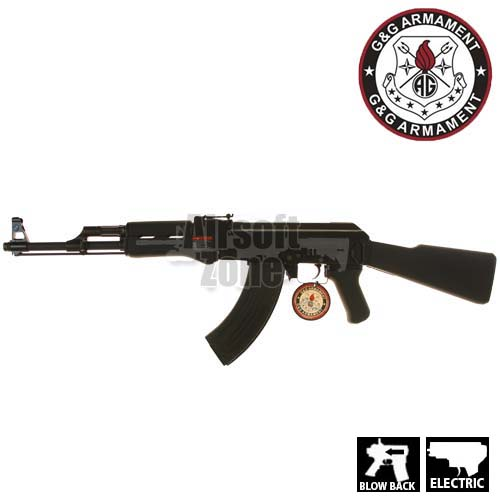 RK47 AK Rifle Blowback AEG G&G