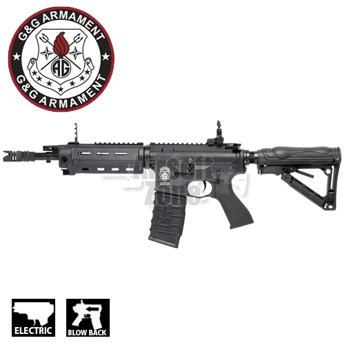 GR4 G26 Advanced M4 Carbine (with Laser and LED torch) Blowback AEG G&G