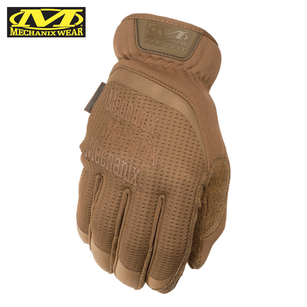 FastFit Coyote Tactical Gloves Mechanix