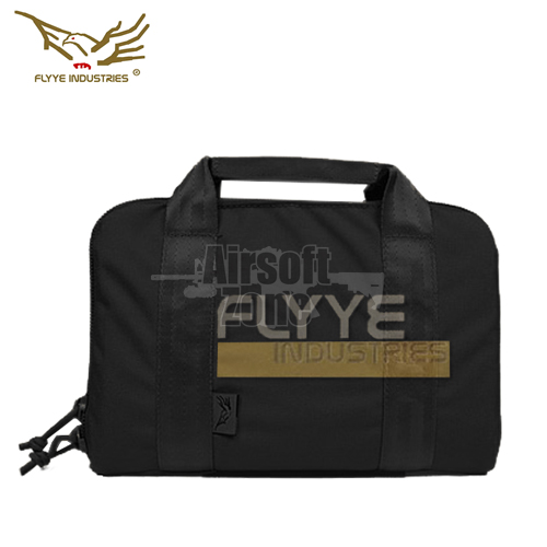 Tactical Pistol Carrier Bag Black FLYYE