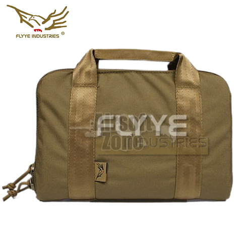 Tactical Pistol Carrier Bag Khaki FLYYE