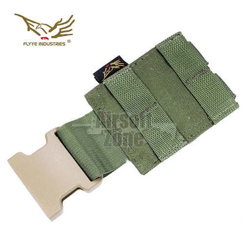 Drop Leg Hanger OD Green FLYYE