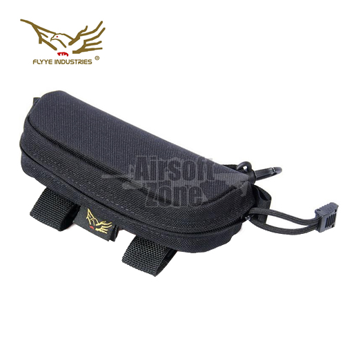 Hard Case for Glasses Black FLYYE